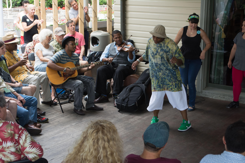 Blues & Swing WeekAugusta Heritage Center of Davis ...