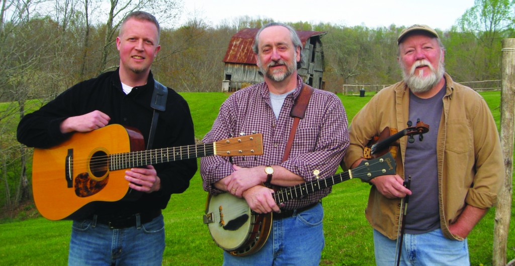 Andrew, Mark, Dave for WV Tunes class 2016
