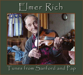 Cover of Elmer Rich CD