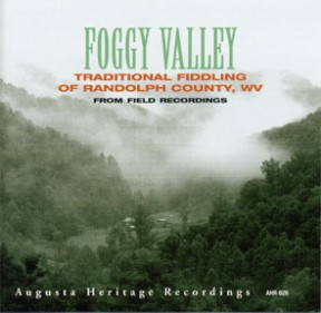 Cover of Foggy Valley CD