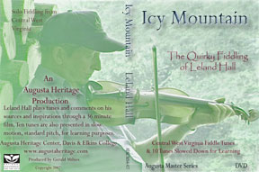 Cover of Icy Mountain DVD