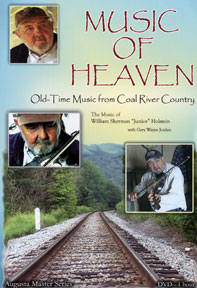 Cover of Music of Heaven DVD