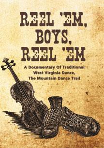 front cover of Reel 'Em, Boys, Reel 'Em DVD