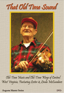 Cover of That Old-Time Sound DVD