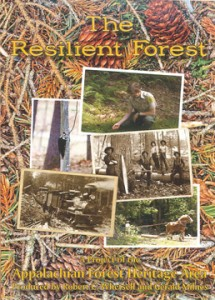 front cover of The Resilient Forest DVD