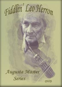 Cover from Fiddlin' Leo Herron DVD