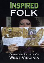 Cover of Inspired Folk DVD